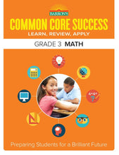 Load image into Gallery viewer, Common Core Success Grade 3 Math