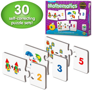 The Learning Journey Match It! Mathematics - STEM Addition and Subtraction Game