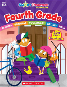 Smart Practice Workbook: Fourth Grade
