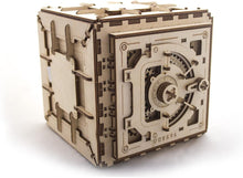 Load image into Gallery viewer, Model Safe Kit | 3D Wooden Puzzle | DIY Mechanical Safe by UGEARS