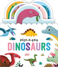 Load image into Gallery viewer, Peek-a-Boo Dinosaurs Board book – June 23, 2020 by IglooBooks (Author)