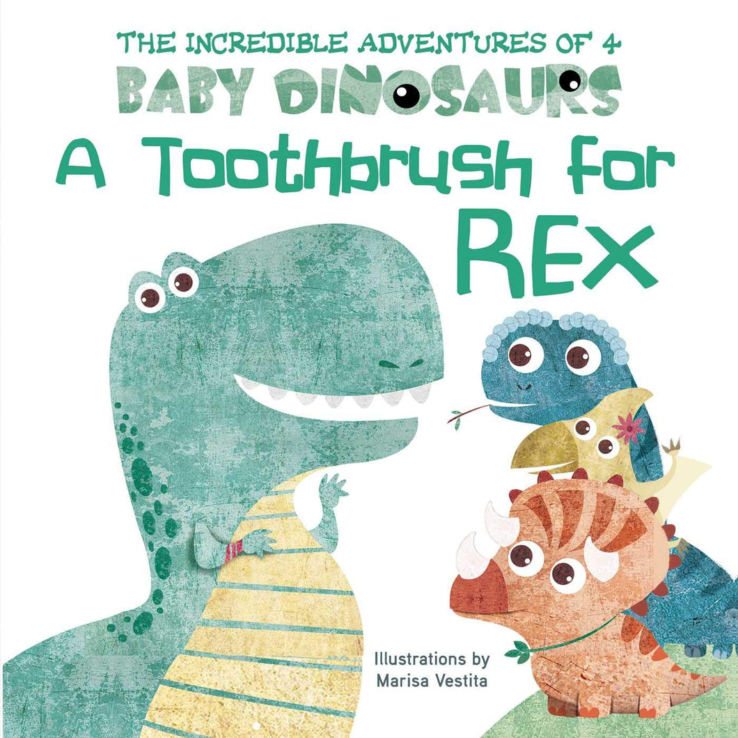 A Toothbrush for Rex