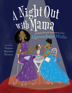 A Night Out with Mama Hardcover