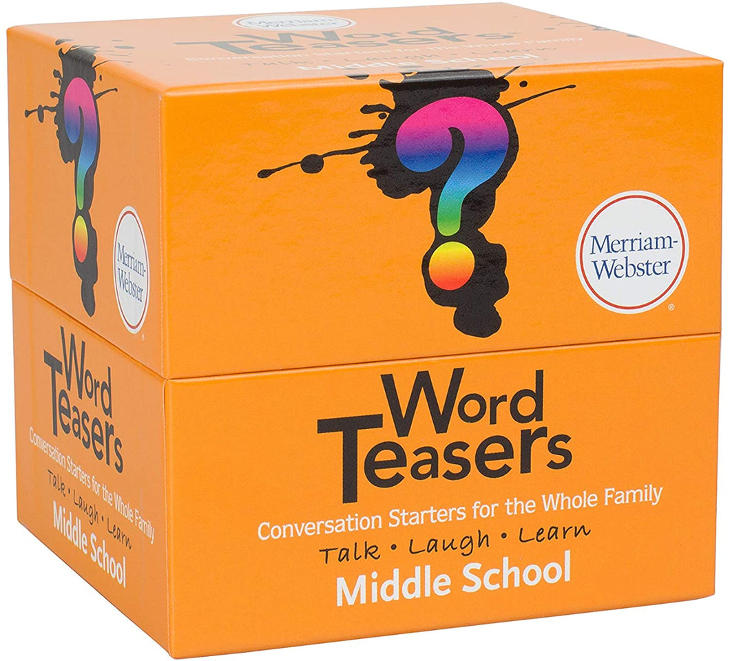 Word Teasers Middle School