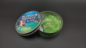 Professor Pengelly's Putty Mermaid Glitter Green