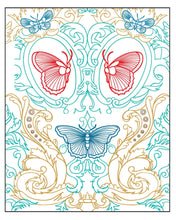 Load image into Gallery viewer, Creative Haven Beautiful Butterflies: Designs with a Splash of Color