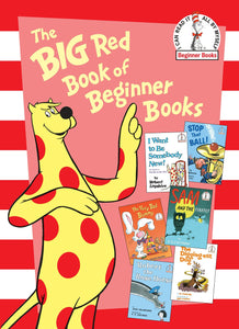 The Big Red Book of Beginner Books (Beginner Books(R)) Hardcover