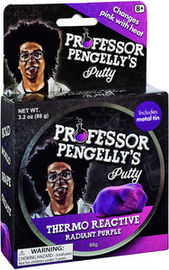 Professor Pengelly's Putty Thermo Reactive Radiant Purple