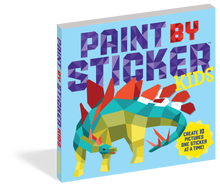 Load image into Gallery viewer, Paint by Sticker Kids: Assortment
