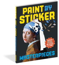 Load image into Gallery viewer, Paint by Sticker Masterpieces
