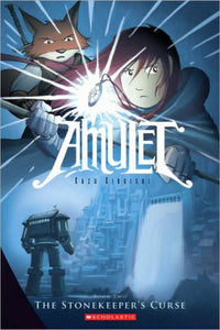 Amulet The Storekeeper's Curse Book 2