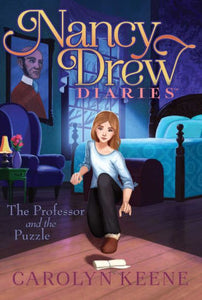 Nancy Drew Diaries: The Professor and the Puzzle Book 15