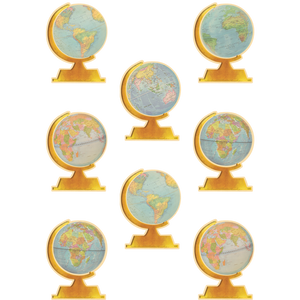 Travel the Map Globes Accents TCR8641