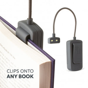 The Really Flexible Book Light (Purple)