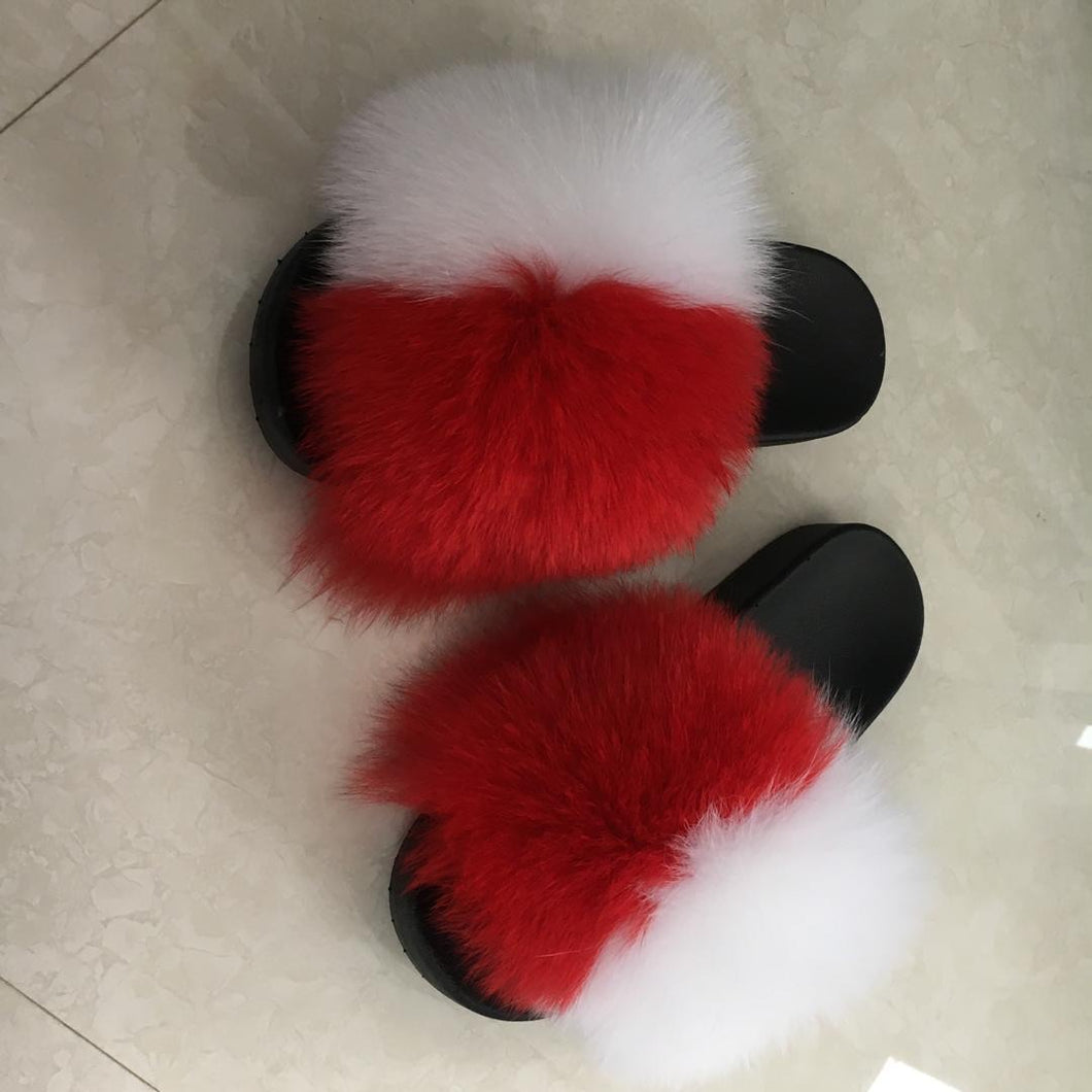 Valentines slippers