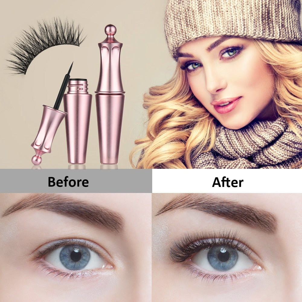 Sassy Girl Liquid Eyelash Extension - Flaunt It Beauty Supply