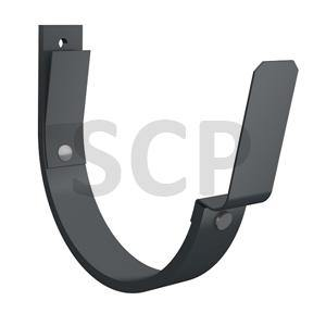 Lindab Flex-Fit Fascia Bracket 7016 Anthracite Grey