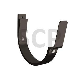 Lindab Flex-Fit Fascia Bracket Black