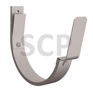Lindab Flex-Fit Fascia Bracket Silver Metallic