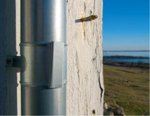 Load image into Gallery viewer, Lindab Downpipe 3 Metre Magestic Galvanised