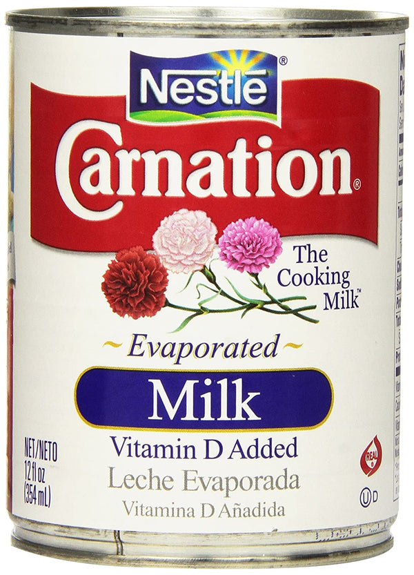 Evaporated Milk Carnation Nestle Canned