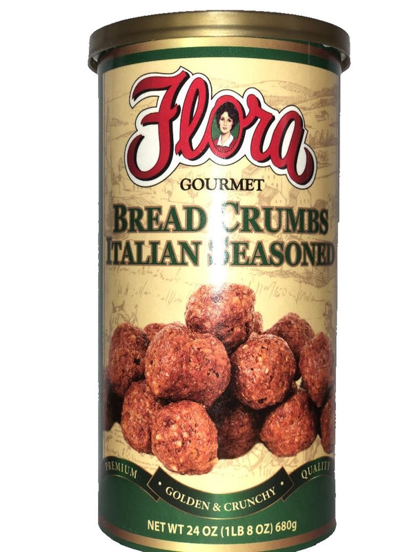 Bread Crumbs (Italian Seasoned) Flora