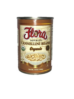 Cannnelline Beans (Organic) Flora