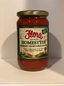 Garden Vegetable Sauce (Homestyle) Flora