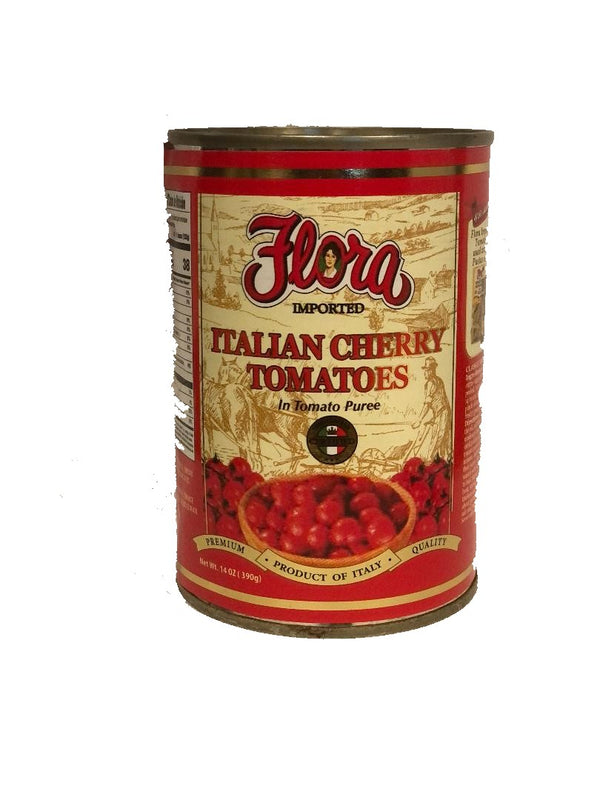 Italian Cherry Tomatoes in Tomato Puree Flora