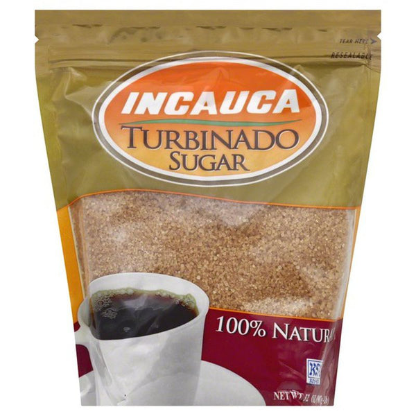 Turbinado Sugar Incauca
