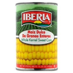 Whole Kernel Sweet Corn Canned