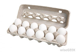 EGGS (1 DOZEN) EACH