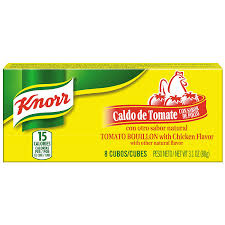 Knorr Chicken Bouillon with Tomato