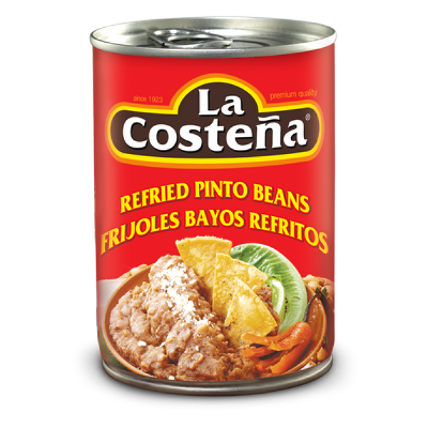 Pinto Beans Refried La Costena Canned