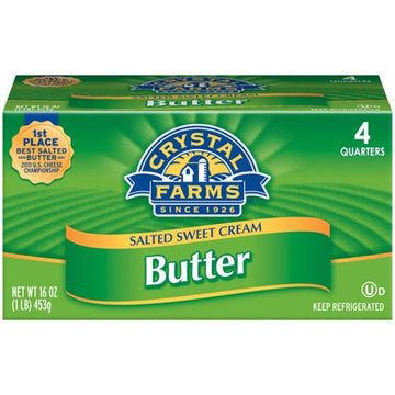 BUTTER (SALTED 1 LB) EACH