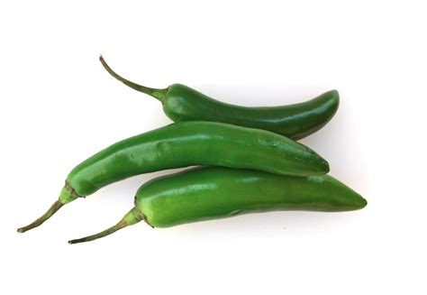 PEPPERS (SERRANO) POUND