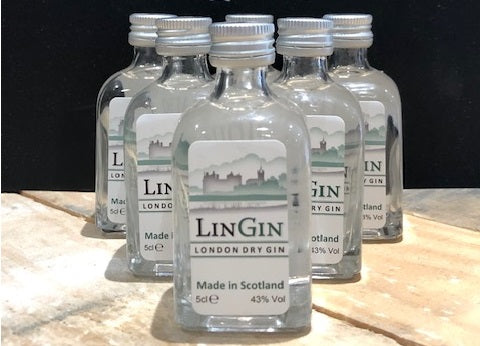 LinGin 5cl miniature - 6 for 4 promo