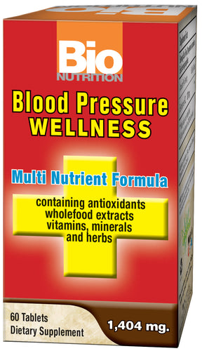 BLOOD PRESSURE WELLNESS - Nova Vita US