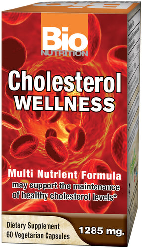 CHOLESTEROL WELLNESS - Nova Vita US