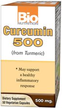 Load image into Gallery viewer, CURCUMIN 500 - Nova Vita US