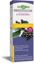 Load image into Gallery viewer, SAMBUCUS IMMUNE SYRUP - Nova Vita US