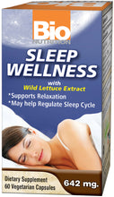 Load image into Gallery viewer, SLEEP WELLNESS WITH WILD LETTUCE EXTRACT - Nova Vita US