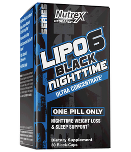 LIPO 6 BLACK NIGHTTIME - Nova Vita US
