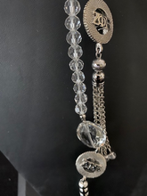 Load image into Gallery viewer, Clear Crystal Necklace