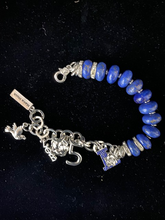 Load image into Gallery viewer, Life Member 5 Charm Bracelet