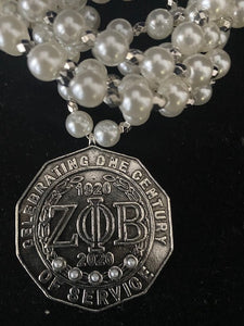Centennial Pearl Necklace
