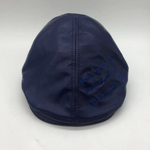 Sigma Leather Cap