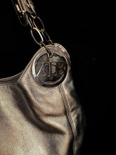 Load image into Gallery viewer, Silver Hobo Bag (Real Leather)