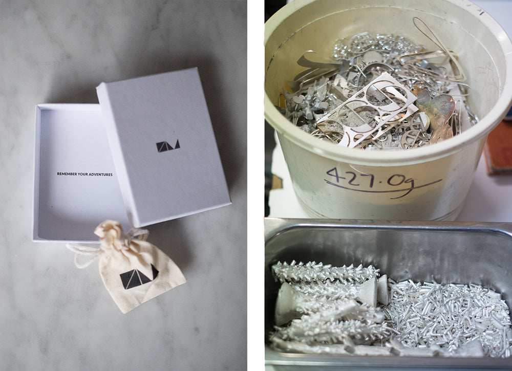 Recycled Packaging and Recycled Metals