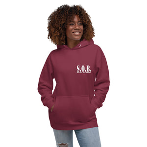 S.O.B Assorted Unisex Hoodie